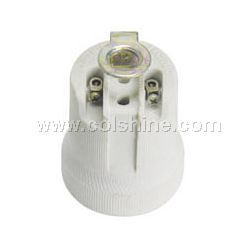 Porcelain Lamp Holder Socket SY519D E27