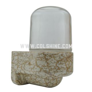 E27 waterproof wall-mounted lamp 402 marble