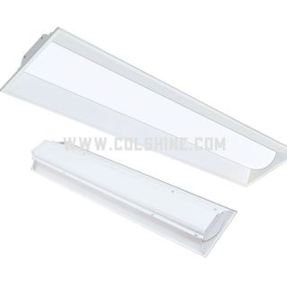 LED RECESSED TROFFER 1X4
