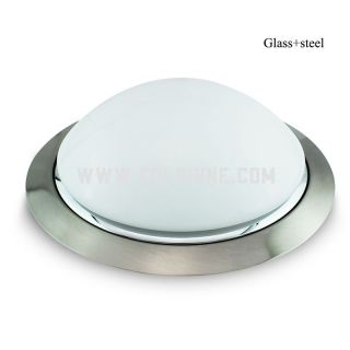 Top quality ceiling led light with glass cover