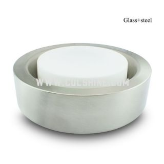 Glass led ceiling light 12W  to 20W