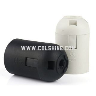 E27 plastic lamp holder with CE VDE certificates