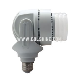180° moveable led retrofit bulb
