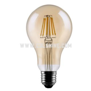 LED Filament Vintage Edison Light Bulb A75 7W