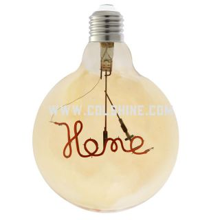 led filament bulb for pendant light -home